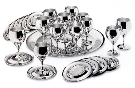 Комплект для напитков и десерта Принц