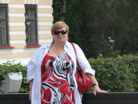 Татьяна Голина (личноефото)