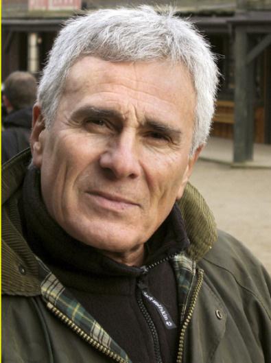 Гойко Митич весной 2009.г.