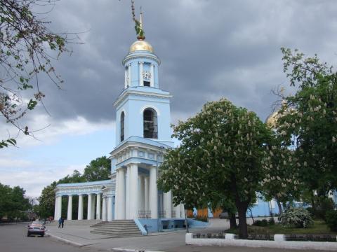 Свято-Покровский кафедральный собор в Измаиле, Одесская область
