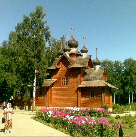 храм прп.Сергия Радонежского
