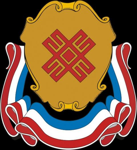 Герб Республики Марий Эл = двойная СваСТика!