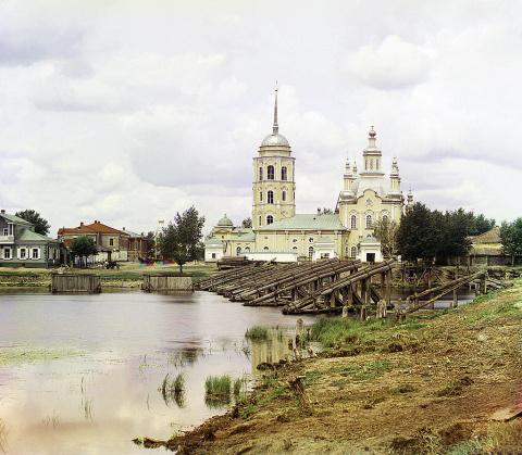 Собор в г. Шадринске (150 лет), 1912 г.