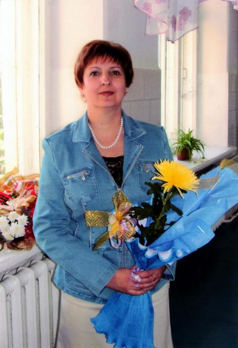 Тамара Костенко