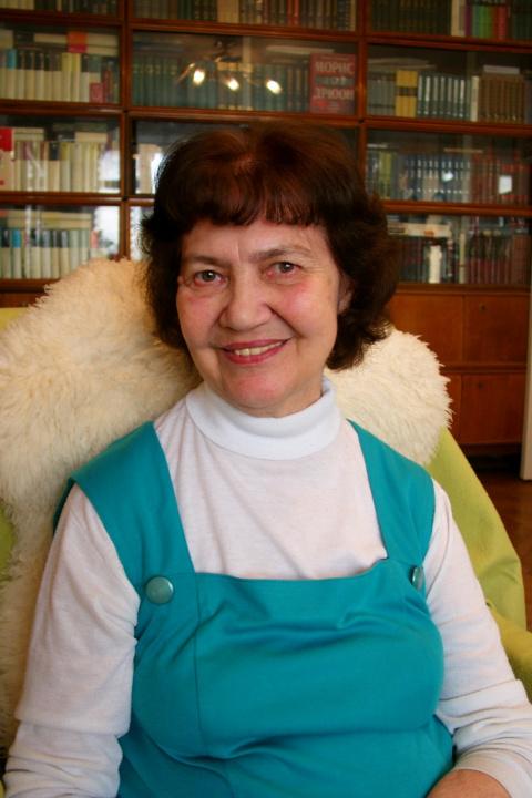 Маргарита Ильина (Зайцева) (личноефото)