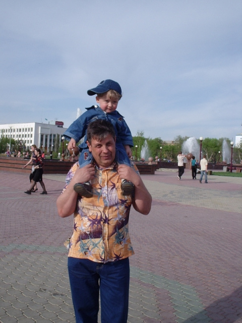 Владимир Останин (личноефото)