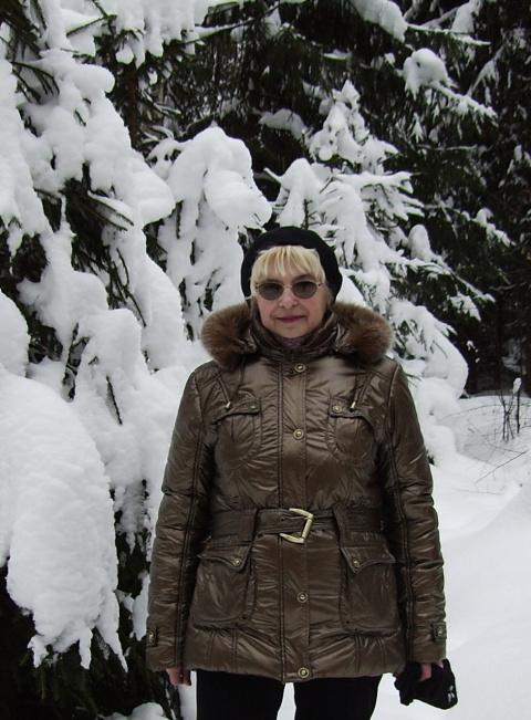 Викторова Галина (Сафронова)