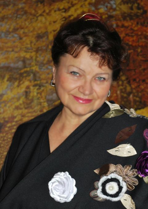 Татьяна Великодворская (Васильева)