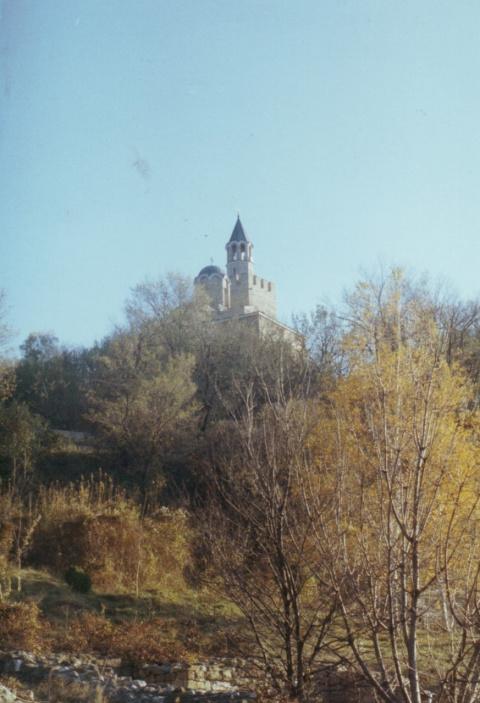 Велико Търново, Царевец, 1994