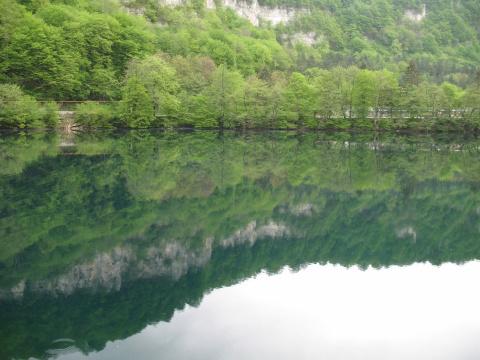 Голубое озеро Кабардино-Балкария 3