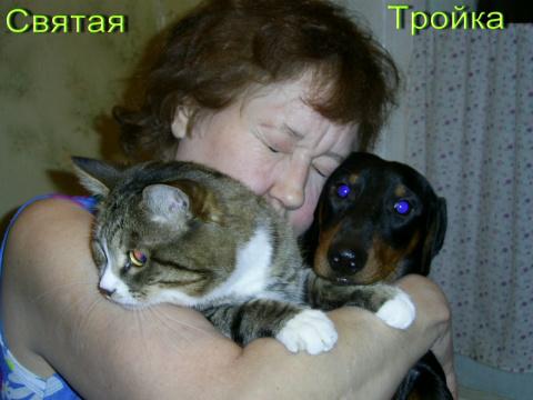 Галина Горбунова (Тихоньких)