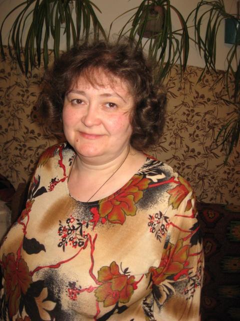 Галина Шатова