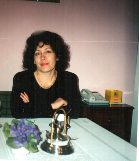 Татьяна Заколоворотная (Беляцкая)