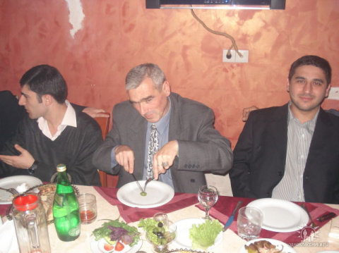 Roman Bayramov (личноефото)