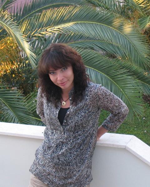 Ольга Иванова (Овчинникова)