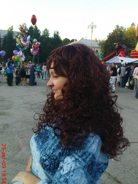 Ирина ЧЕРЁМУШКИНА (Резник)