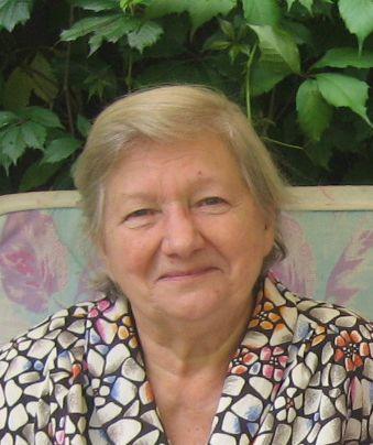 Нина Белкова (Солохина)