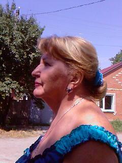 Мария Ушакова (Илатовская)