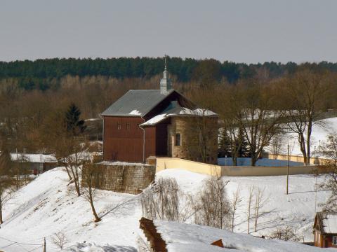 Коложская церковь - 22 февраля