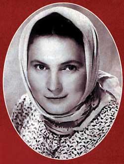 Екатерина Милентьева - мама Михаила Боярского