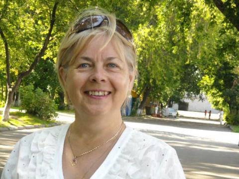 Татьяна Ежова