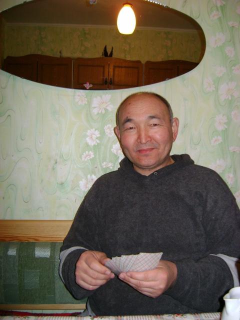 Serik Ibrayev (личноефото)
