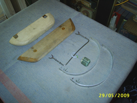 Реверсивный кораблик для рыбалки своим руками