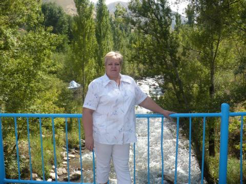 Лида Косяченко (Аксенова)