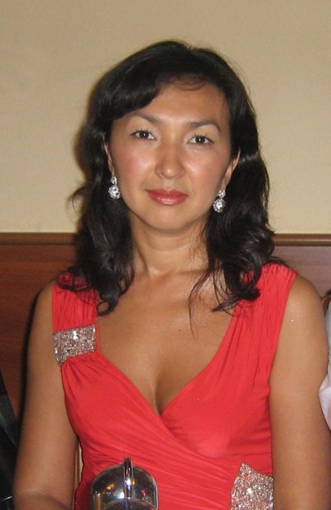 Жанна Койшанова