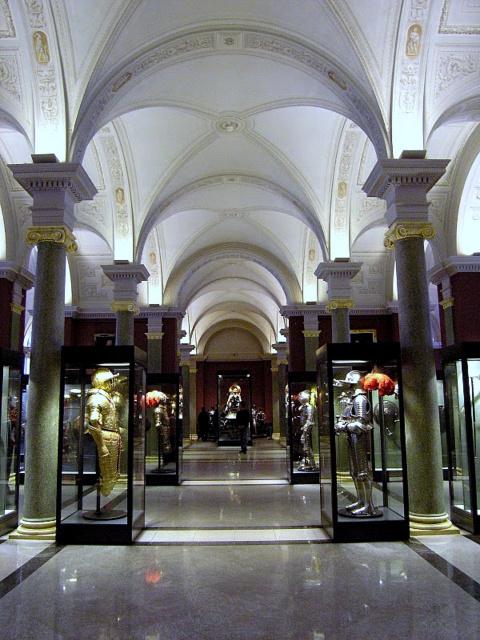 Дрезденская оружейная палата