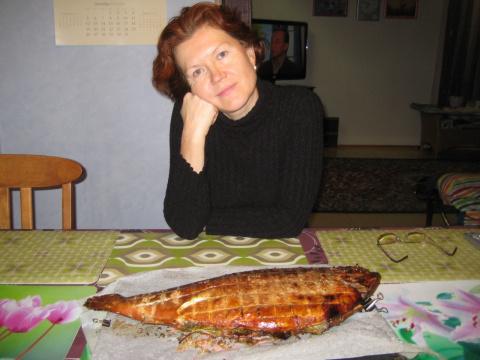 Галина Проскурякова (МОИСЕЕНКОВА)