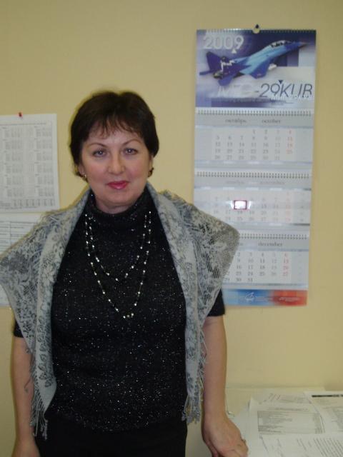 Ольга Палиенко (Гузеева)