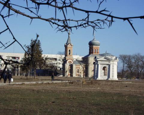 Церковь Жен Мироносиц, Измаил, Одесская область