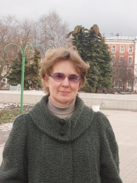 Галина Кузнецова (Копытова)