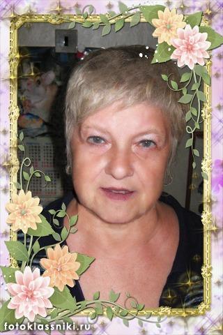 Татьяна Ведэр (воробьёва) (личноефото)
