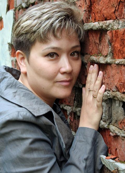 Елена Степанова (Алексеева)