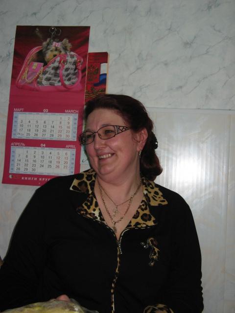 Галина Серегина