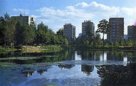 Ивановские пруды