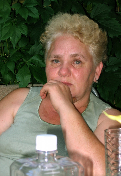 Елена Чистякова (Швардина)