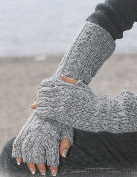 Носки гетры варежки перчатки клуб рукоделия
