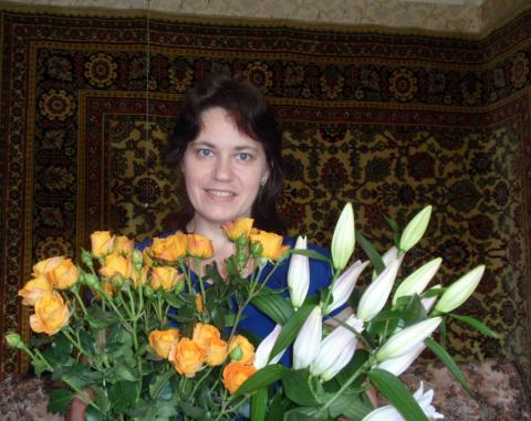Елена Карпова (Жирова) (личноефото)