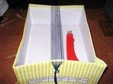 Станок для бисероплетения из коробки своими руками