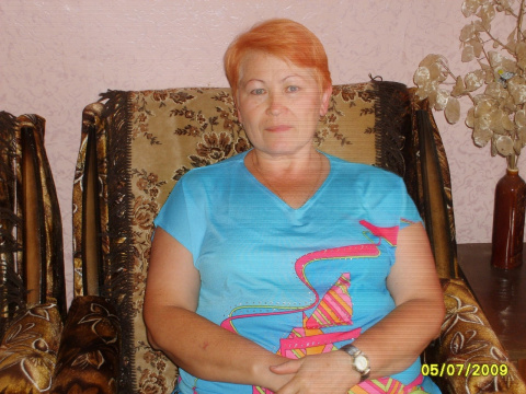 Людмила Матросова (Трушникова)