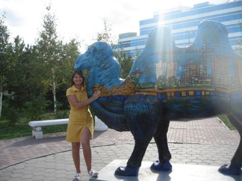 Евгения Бочкарева