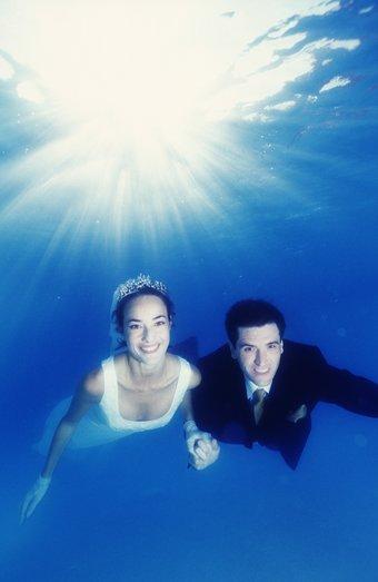 Под водой рождается жизнь...