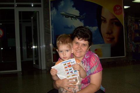 Ольга Горбунова (Артемьева)