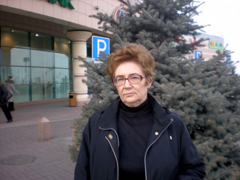 Елена Мазулевская