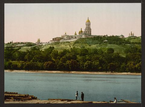 Киев. Лавра.