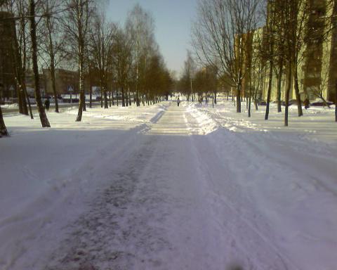 БЛК. Зима 2007