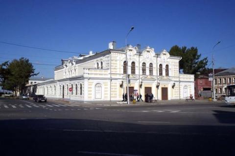 Театр на Соборной (бывший ТЮЗ)